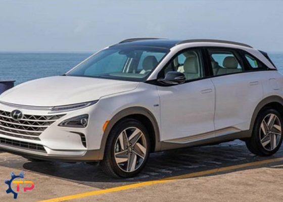 اولین خودرو هیدروژنی هیوندا